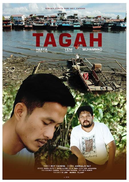 Penulis Boy Candra Angkat Perspektif Merantau di Film Tagah