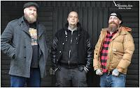 Ankündigung Bröken Fest mit weit angereisten Bands