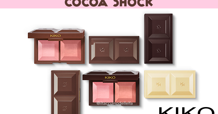 Kiko Milano Blush Cocoa Shock - Anteprima