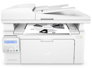 HP LaserJet Pro MFP M132snw Driver Download