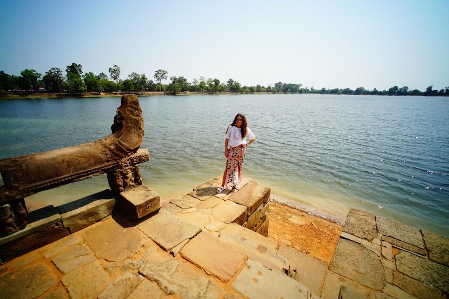 Srah Sang temple, ancient Angkor