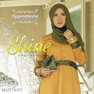 Ayyanameena Shine - Mustard