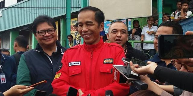 PKS: Elektabilitas Jokowi Sudah Mentok!