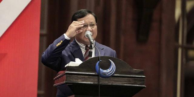Prabowo Ketua Umum Terpopuler, SBY di Atas Megawati