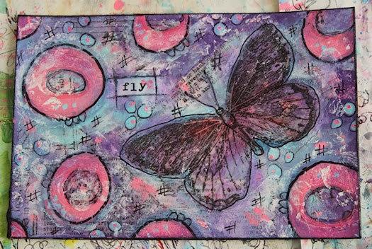 Fly by Tori Beveridge
