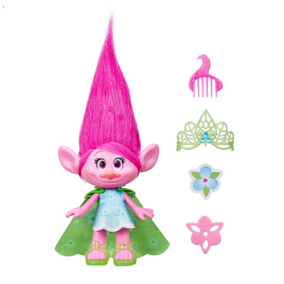 JUGUETES - DreamWorks TROLLS Poppy | Figura - Muñeco PELICULA 2016 | Hasbro B7355 | A partir de 4 años Comprar en Amazon España