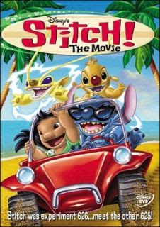 La Pelicula de Stitch | 3gp/Mp4/DVDRip Latino HD Mega