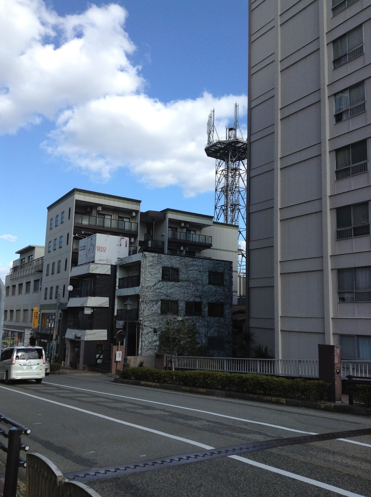 Japanese street, Takarazuka