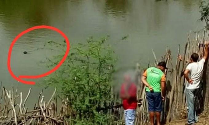 Corpo de homem é encontrado boiando em barragem no município de Piritiba
