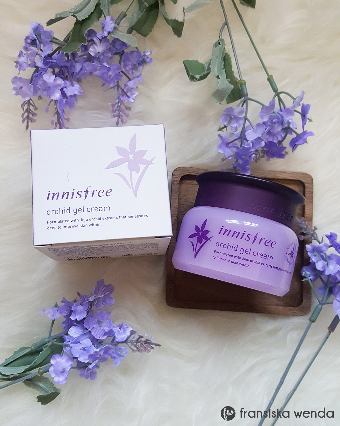 Innisfree Orchid Gel Cream Review Fransiska Wenda Blog Sleeping Pack 80ml With Active Composition From Jeju As Anti Oxidant To Help Moisturize And Gentle For Combination Oily Skin Postpone Wrinkle Remain