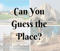 Can You Guess The Place by Picture? Puzzles