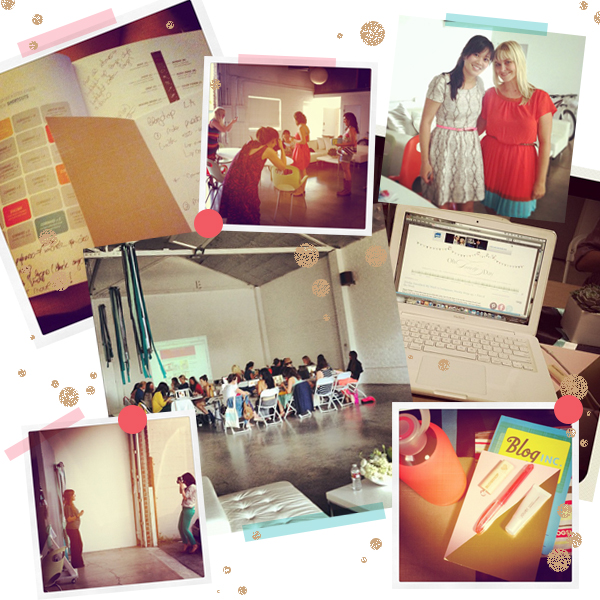 my blogshop experience by oh lovely day