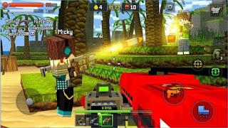 Games Pixelmon Shooting – Online GO Download