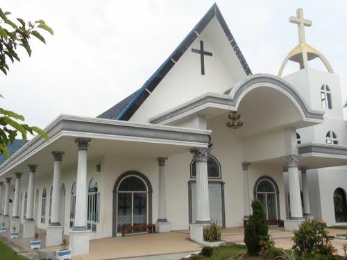 Pengertian Definisi Gereja Dan Bagian Bagiannya Arsitur Media Desain