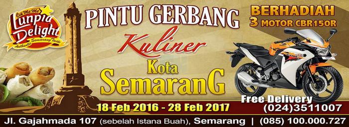 Pintu Gerbang Kuliner Kota Semarang