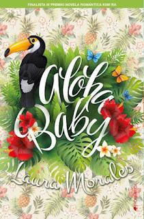 Reseña, romántica, actual, Laura Morales, Aloha Baby, Kiwi