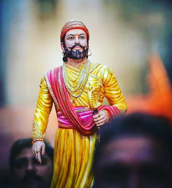 The symbol of courage and bravery - Veer Shivaji Maharaj