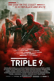 Download Film Triple 9 (2016) BluRay 720p Subtitle Indonesia