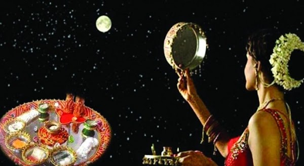 Karva Chauth:Wishes,Messages,WhatsappStatus In Hindi