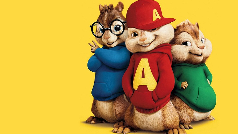 Daftar Album dan Judul Lagu Alvin And The Chipmunks