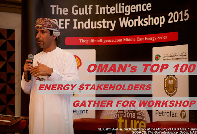 ENERGY | Oman's Top 100 Energy Stakeholders Gather for Workshop to Draft 25-Year Energy Master Plan