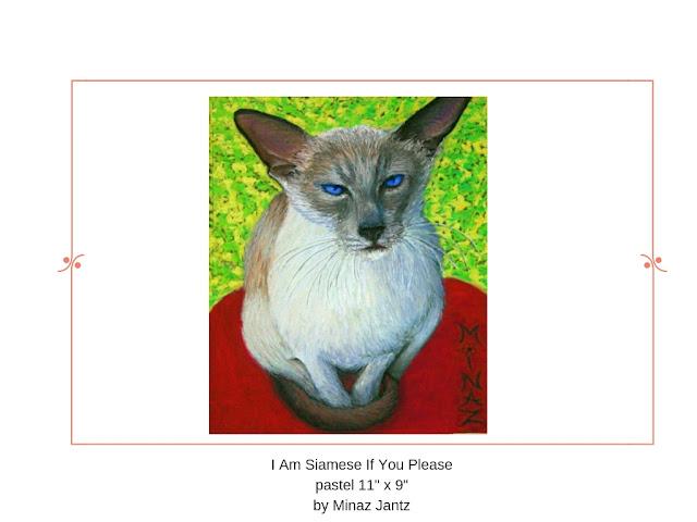 I Am Siamese If You Please by Minaz Jantz