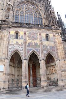 Prague Castle, St. Vitus Cathedral