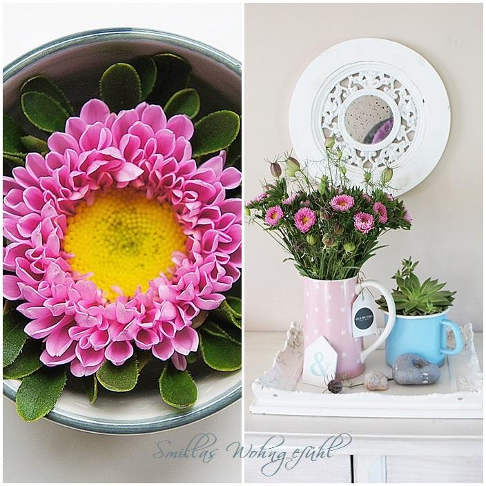 heute seh ich rosa und t rkis smillas wohngef hl. Black Bedroom Furniture Sets. Home Design Ideas