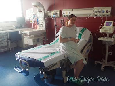 Mi inducción al parto
