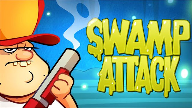 Baixar - Swamp Attack v3.0.0 Apk Mod [Mod Money]