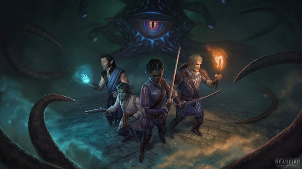 Pillars of Eternity 2: Deadfire - The Forgotten Sanctum Story
