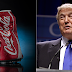 Donald Trump ORDENA A COCA-COLA abandonar producción en México, revela el portal Anonymous.