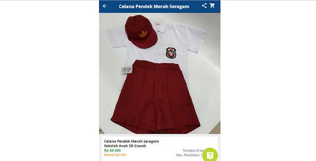 Toko Online Murah Baju Anak Hanya di Kudo