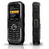 Sprint Kyocera DuraPlus rugged-phone with Push-to-Talk Capabilities