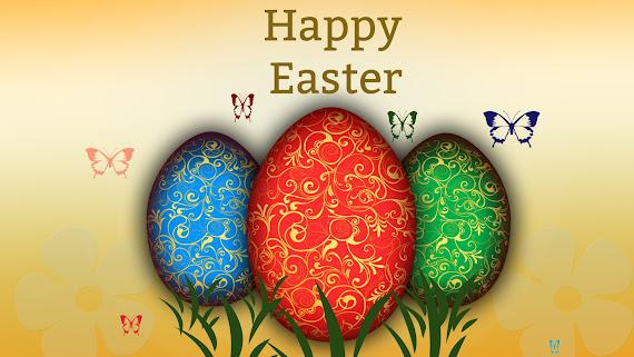 Happy Easter download besplatne pozadine za desktop 2560x1440 slike ecard čestitke blagdani Uskrs