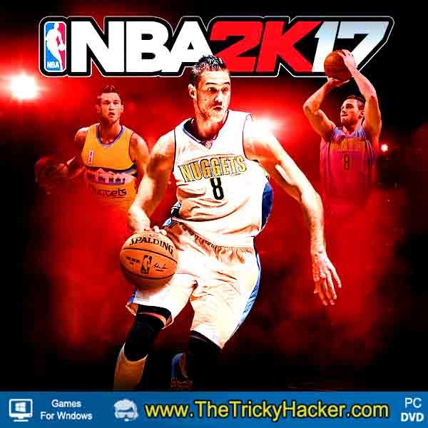 NBA 2K17 Free Download Full Version Game PC