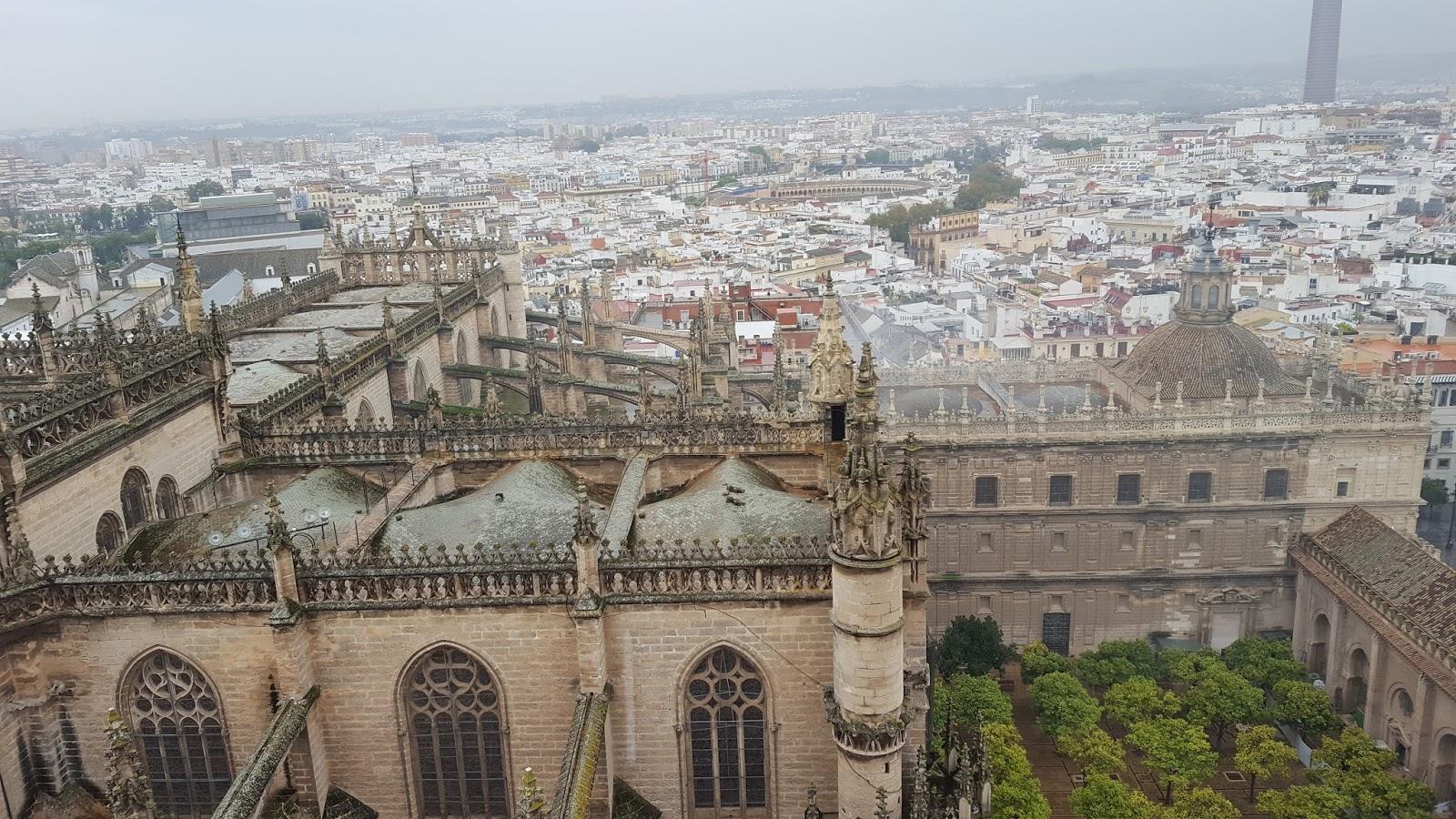 seville cathedral, giralda 풍향계에 대한 이미지 검색결과