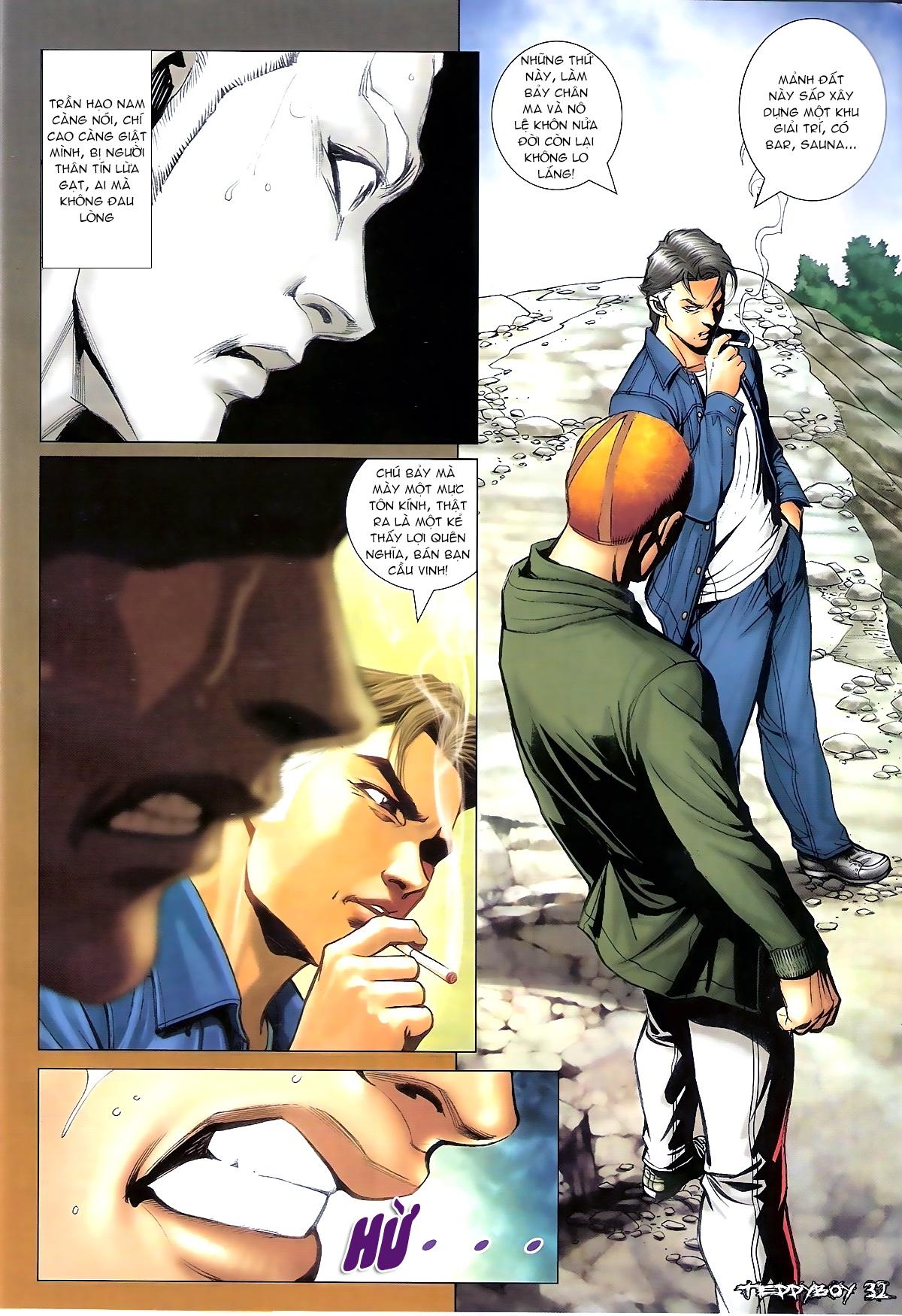 Người Trong Giang Hồ - Chapter 1359: Mắt thấy làm bằng - Pic 28