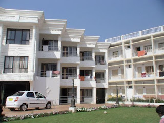 Victoria Club Hotel Puri, Odisha, is located at the heart of the city.