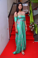 Anisha Ambrose sizzles in cute Green Anarkali Dress at Fashion TV F Club Saloon Launch ~  Exclusive 025.JPG