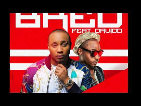 B Red Fall For You FT Davido Official Video, entertainment news