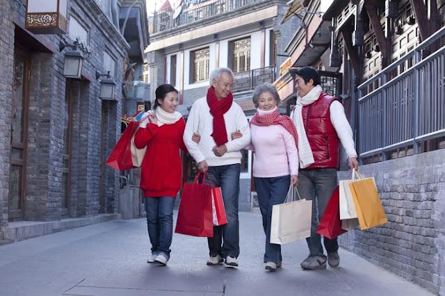 compartir actividades con los adultos mayores