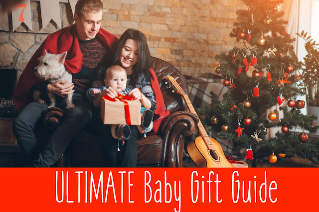 Ultimate Christmas Gift Guide For Baby