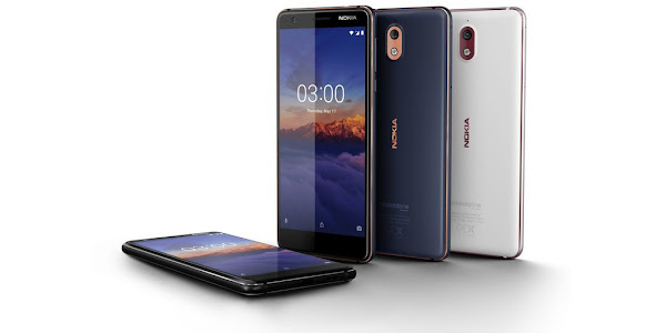 Nokia 3.1 featured