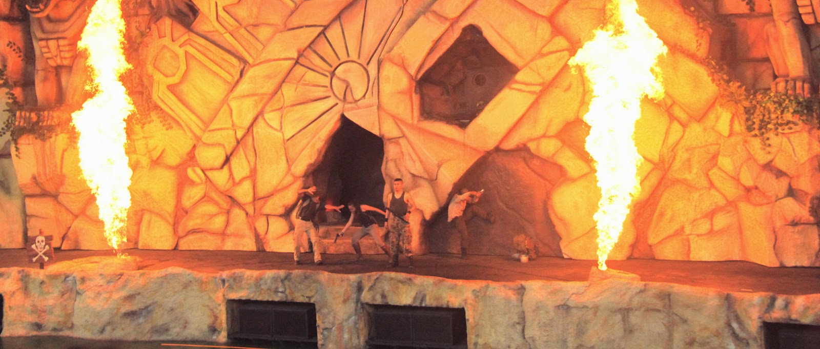 Treasureland Temple Of Fire