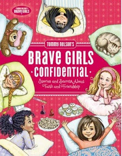 Brave Girls Confidential  cover
