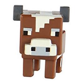 Minecraft Biome Packs Cow Mini Figure