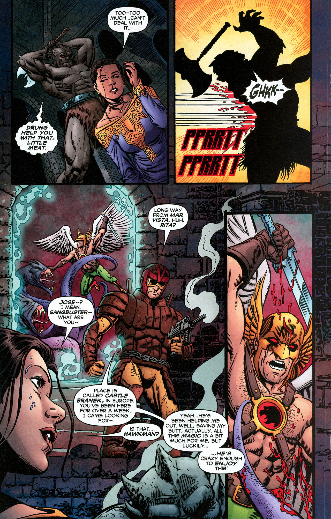Read online Trinity (2008) comic -  Issue #16 - 20