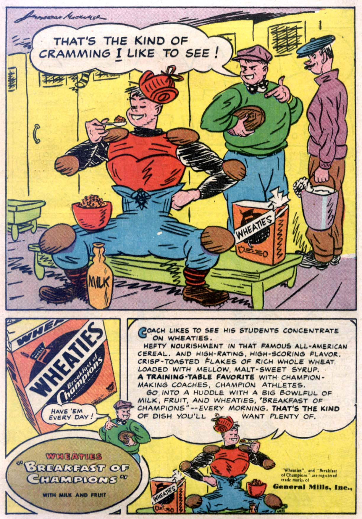 Read online Detective Comics (1937) comic -  Issue #106 - 19