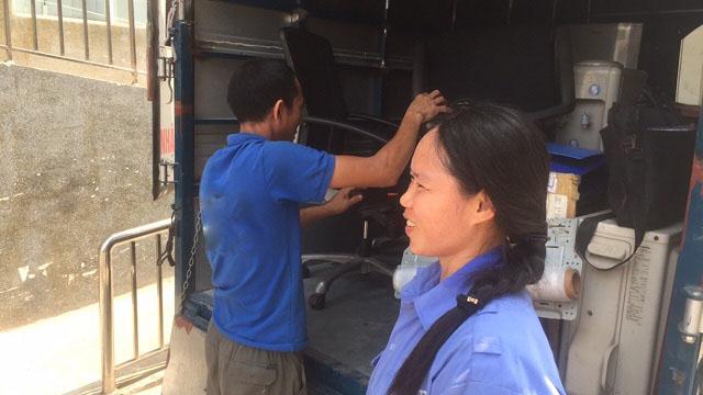 Dịch vụ chuyển kho xưởng chuyên nghiệp